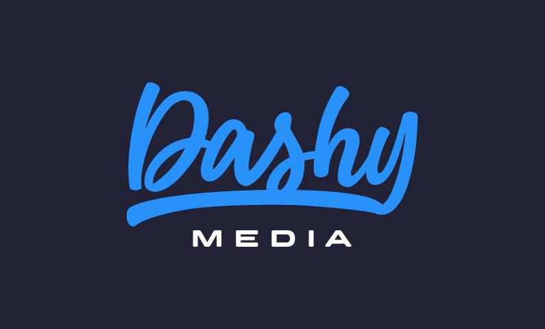Dashymedia - Friendly startup name for sale