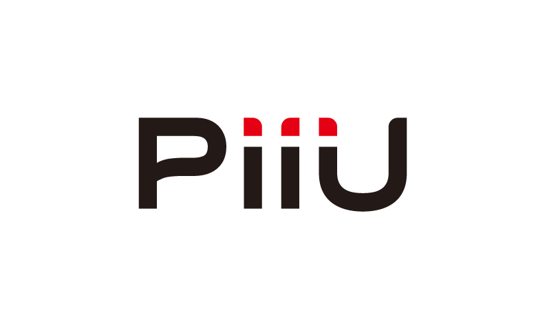piiu logo - Fun and fashionable brand name