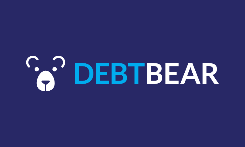 Debtbear - Finance company name for sale