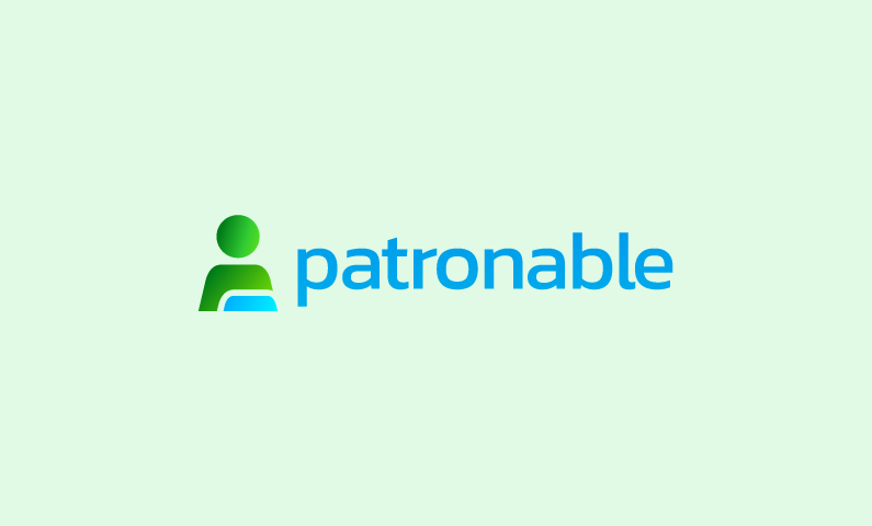 Patronable - Marketing domain name for sale