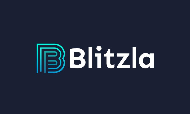 Blitzla - Business company name for sale