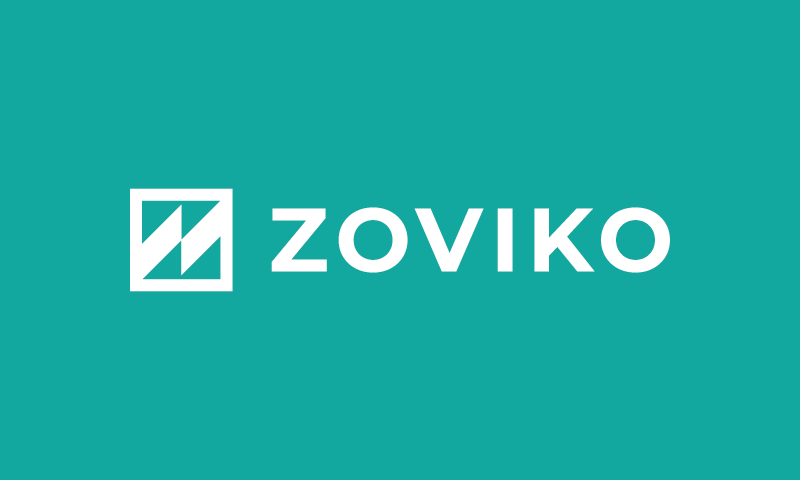 Zoviko - Technology brand name for sale