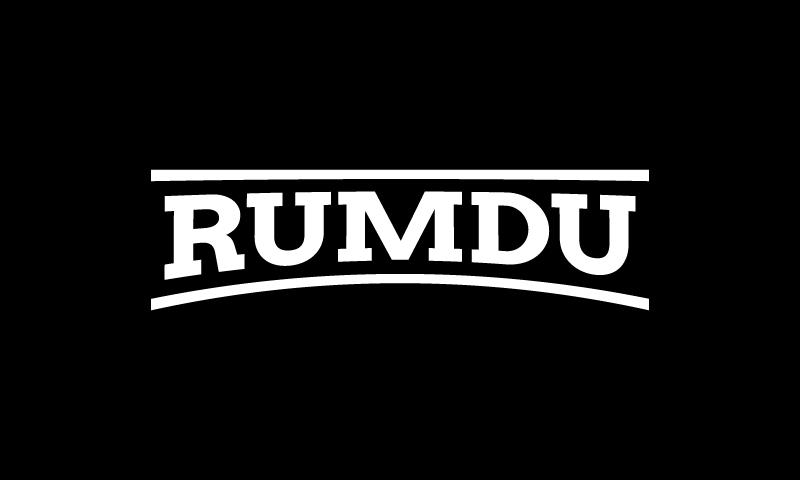 Rumdu - Alcohol domain name for sale