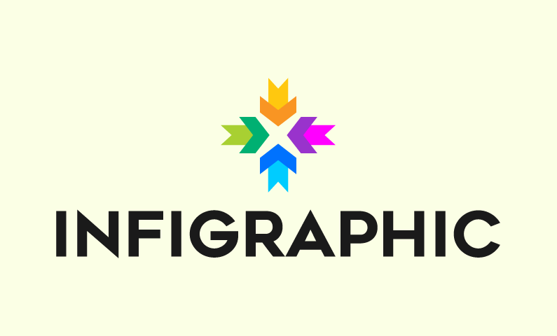 Infigraphic - Print brand name for sale