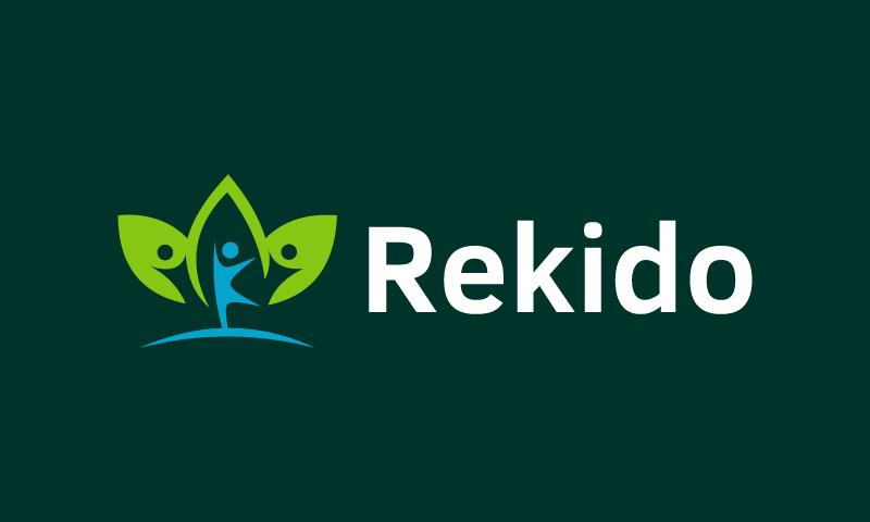 Rekido - Retail company name for sale