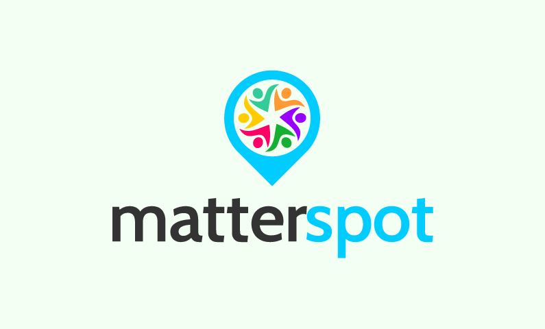 Matterspot - News startup name for sale