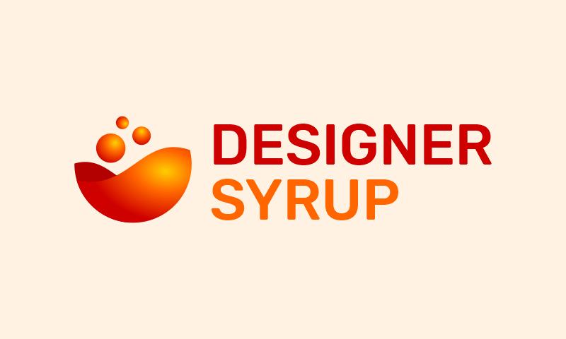 Designersyrup - Marketing business name for sale