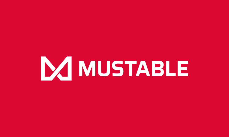 Mustable - Interior design domain name for sale