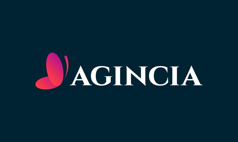 Agincia - Marketing business name for sale