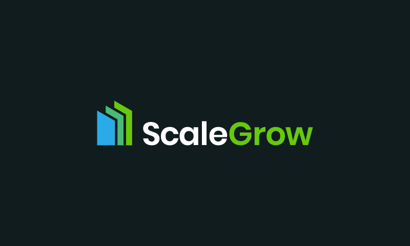 ScaleGrow logo
