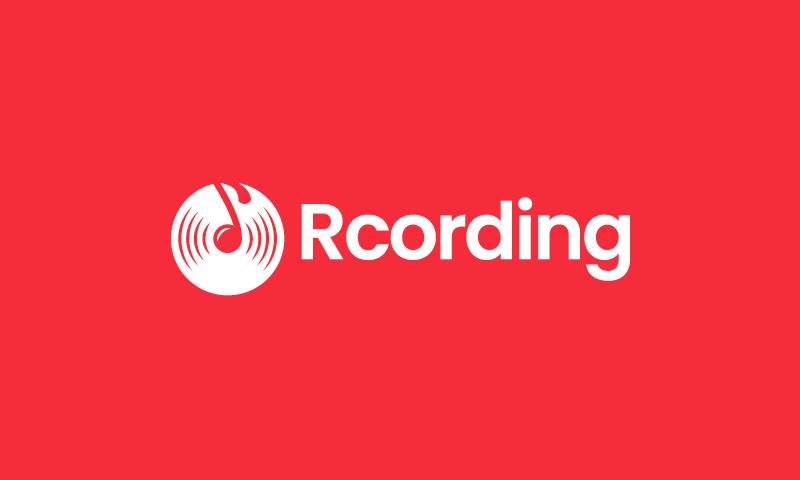 Rcording