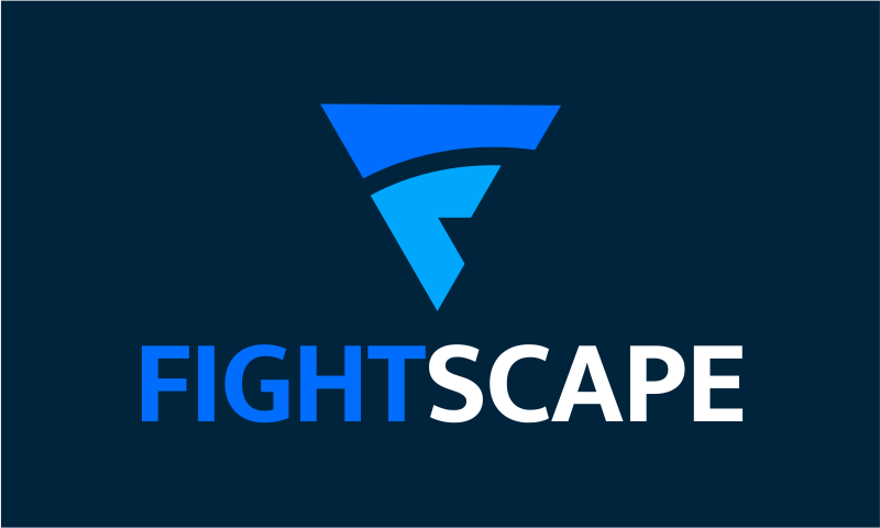 Fightscape - Sports brand name for sale
