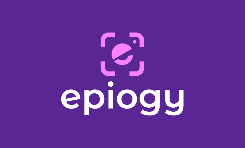 Epiogy - Print startup name for sale