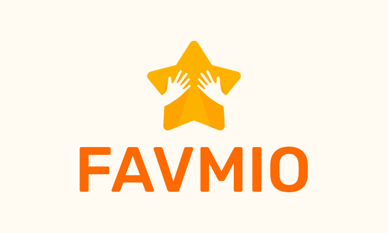 Favmio - Technology startup name for sale