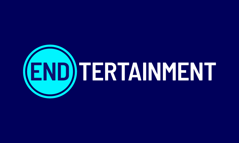 Endtertainment - Entertainment company name for sale