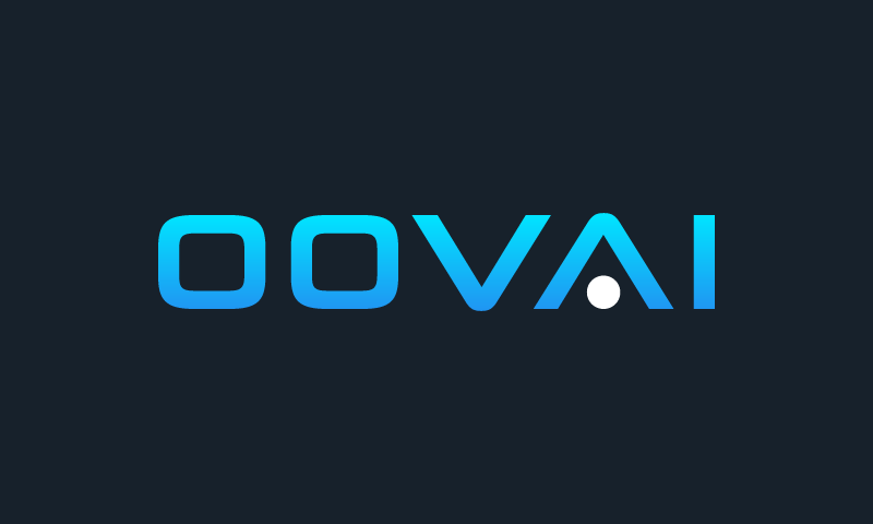 Oovai - Artificial Intelligence startup name for sale