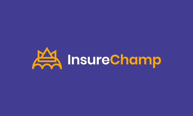 InsureChamp logo