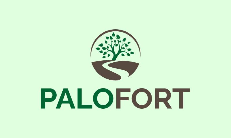Palofort - Healthcare company name for sale