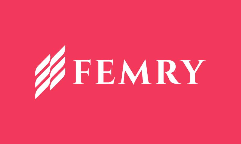 Femry logo