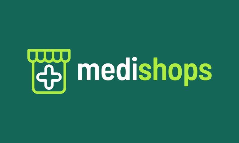 Medishops - Pharmaceutical domain name for sale