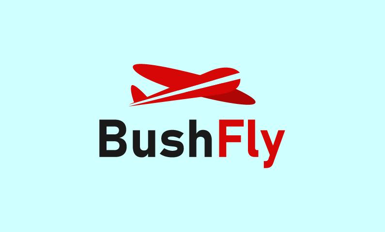 Bushfly - E-commerce company name for sale
