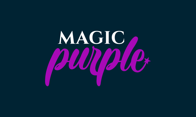 Magicpurple - Photography domain name for sale
