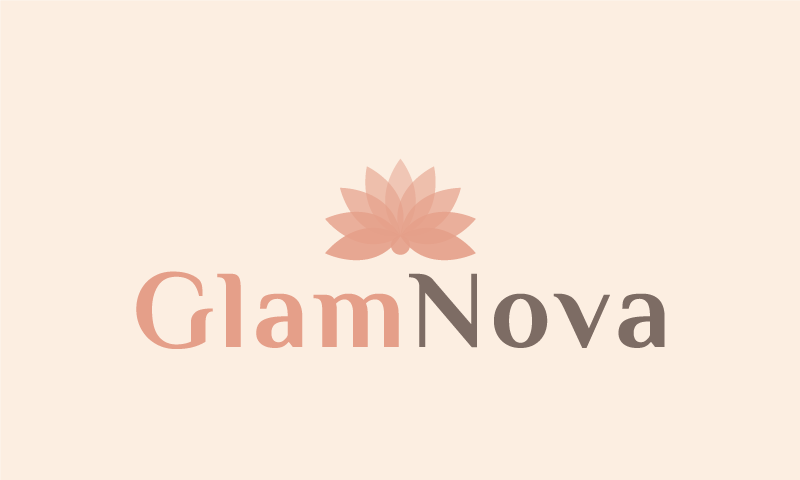 Glamnova - Fashion business name for sale