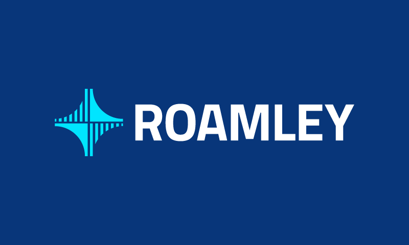 Roamley - Business domain name for sale