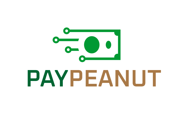Paypeanut - Payment business name for sale
