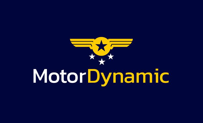 Motordynamic - Retail startup name for sale