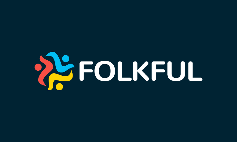 Folkful - Technology domain name for sale