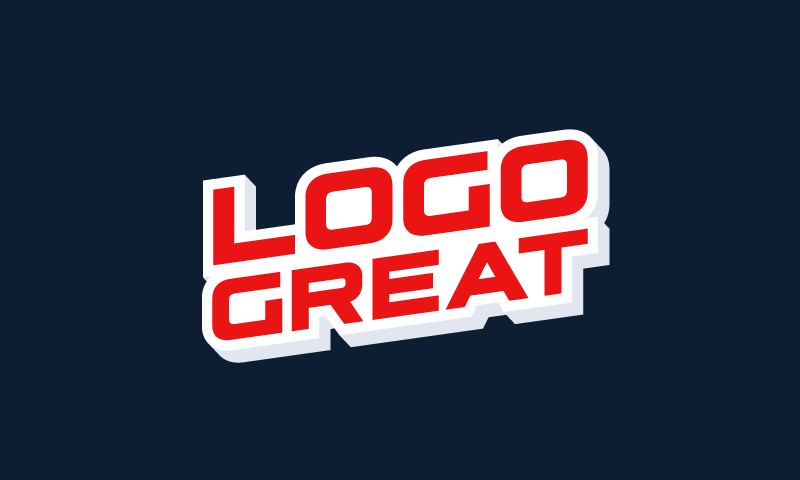 Logogreat - Design brand name for sale