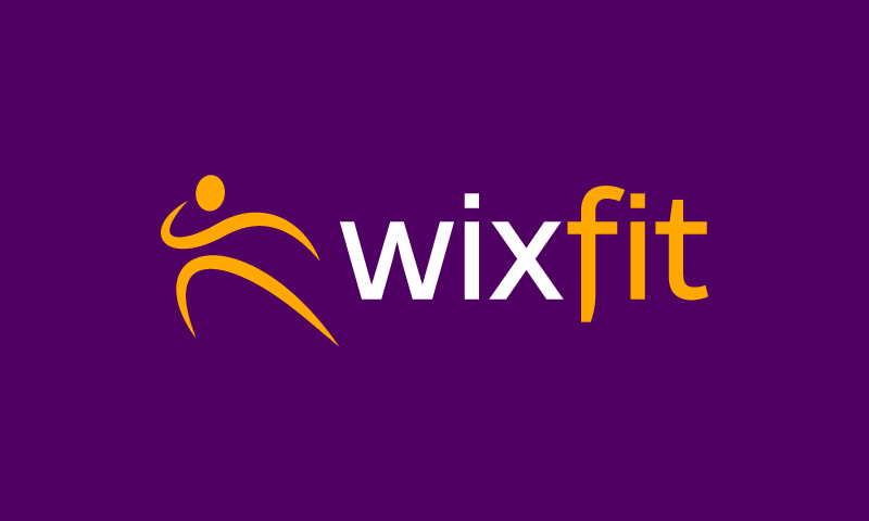 Wixfit - Fitness brand name for sale