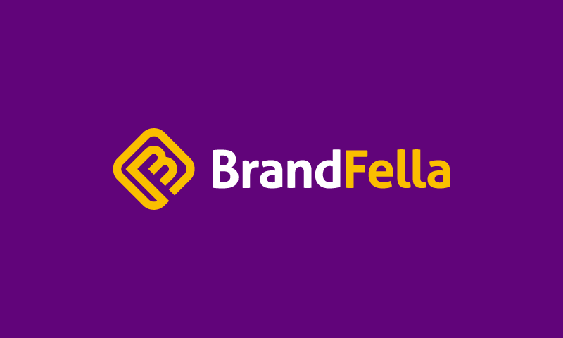 Brandfella - Marketing startup name for sale