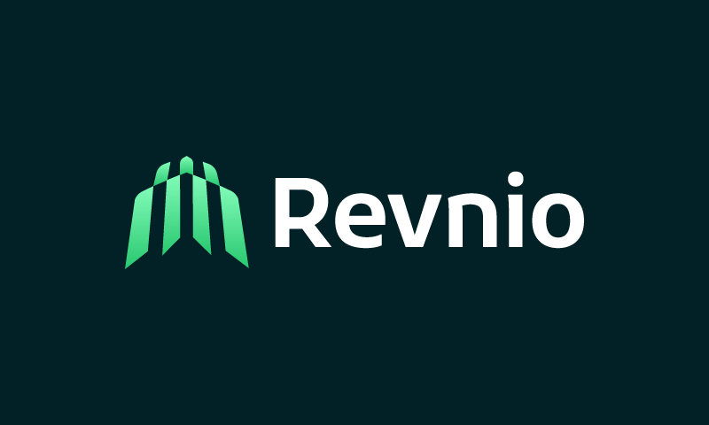 Revnio - Advertising business name for sale