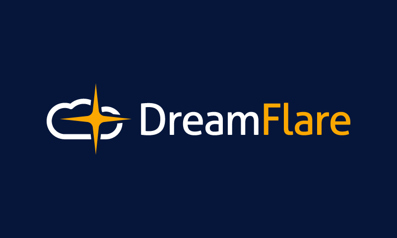 Dreamflare - Potential domain name for sale