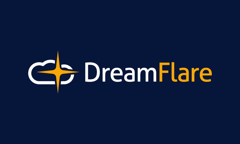 DreamFlare logo