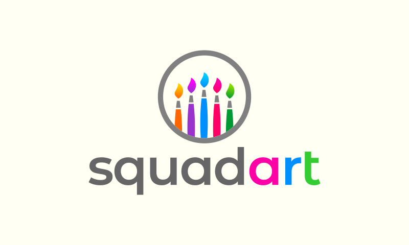 Squadart - Art product name for sale