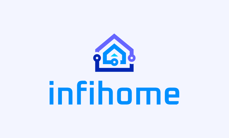 Infihome - Smart home company name for sale