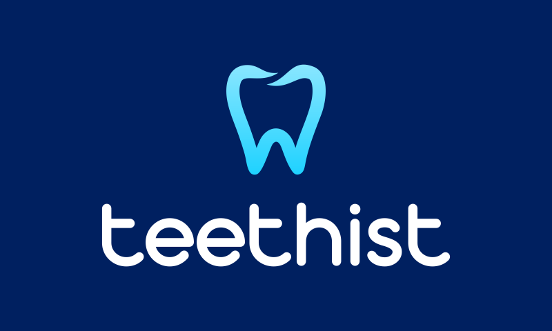 Teethist - Dental care business name for sale