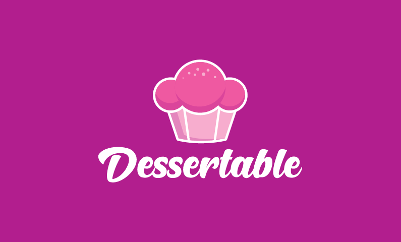 Dessertable - Dining domain name for sale