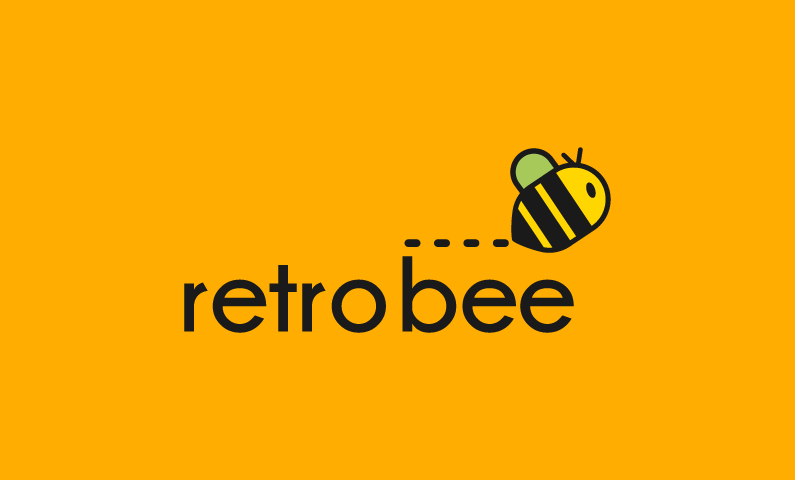 Retrobee - Striking and super catchy name