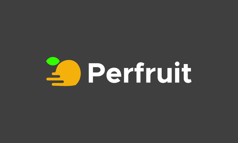 Perfruit - Dining brand name for sale