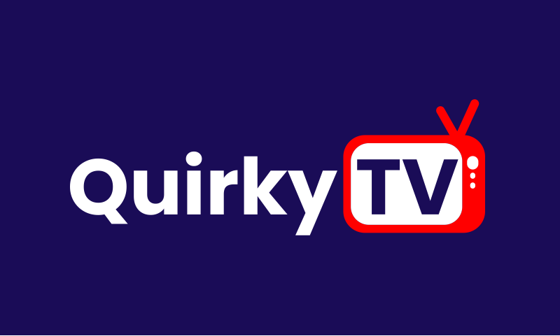 Quirkytv - Movie company name for sale