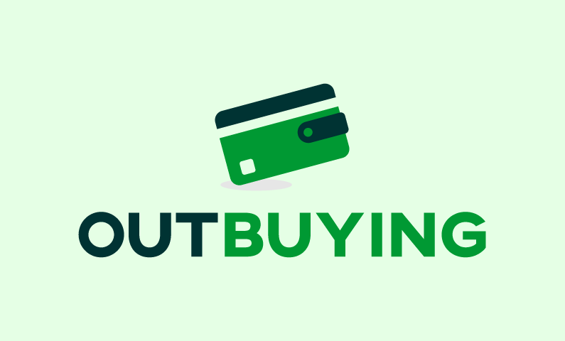 Outbuying - E-commerce business name for sale