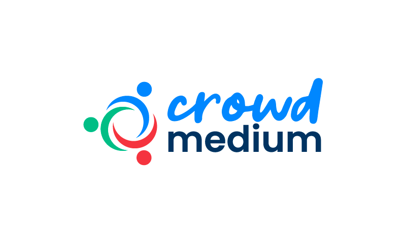 Crowdmedium - Software startup name for sale