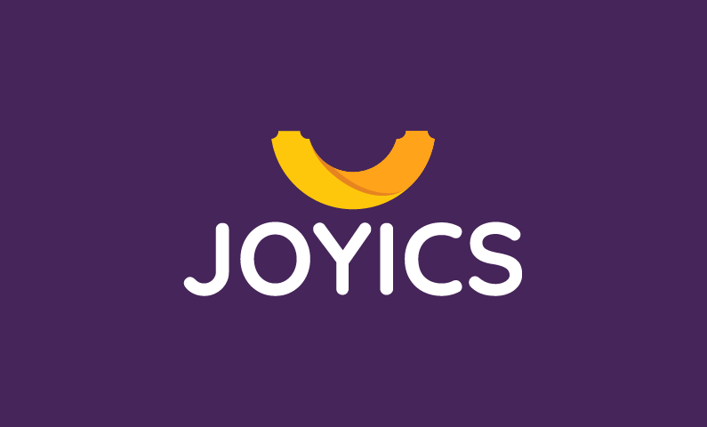 Joyics - E-commerce company name for sale
