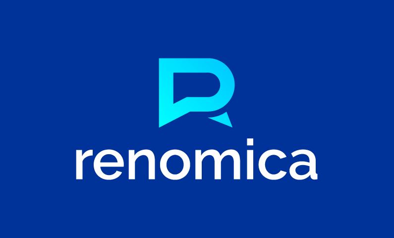 Renomica - E-commerce brand name for sale