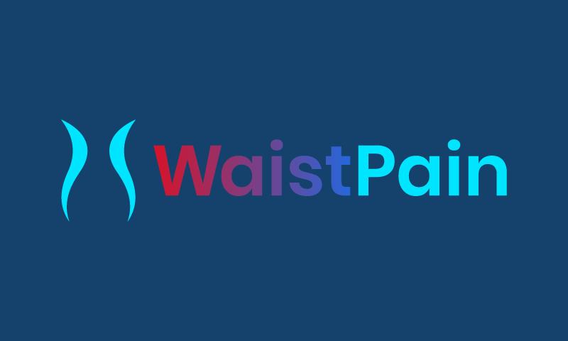 WaistPain logo