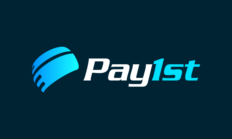 Pay1st - Banking product name for sale